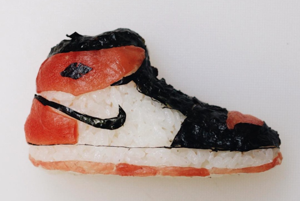 Pop Culture Sushi Masterpieces Inspired By Streetwear