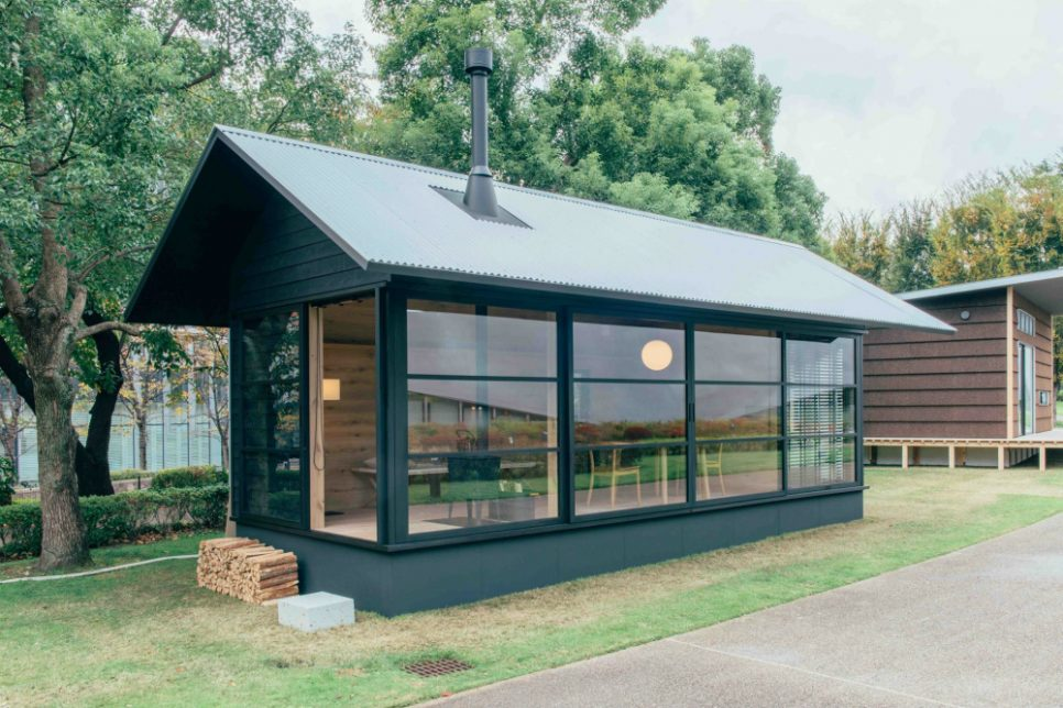 MUJI Will Soon Sell A Complete Tiny Minimalist Home