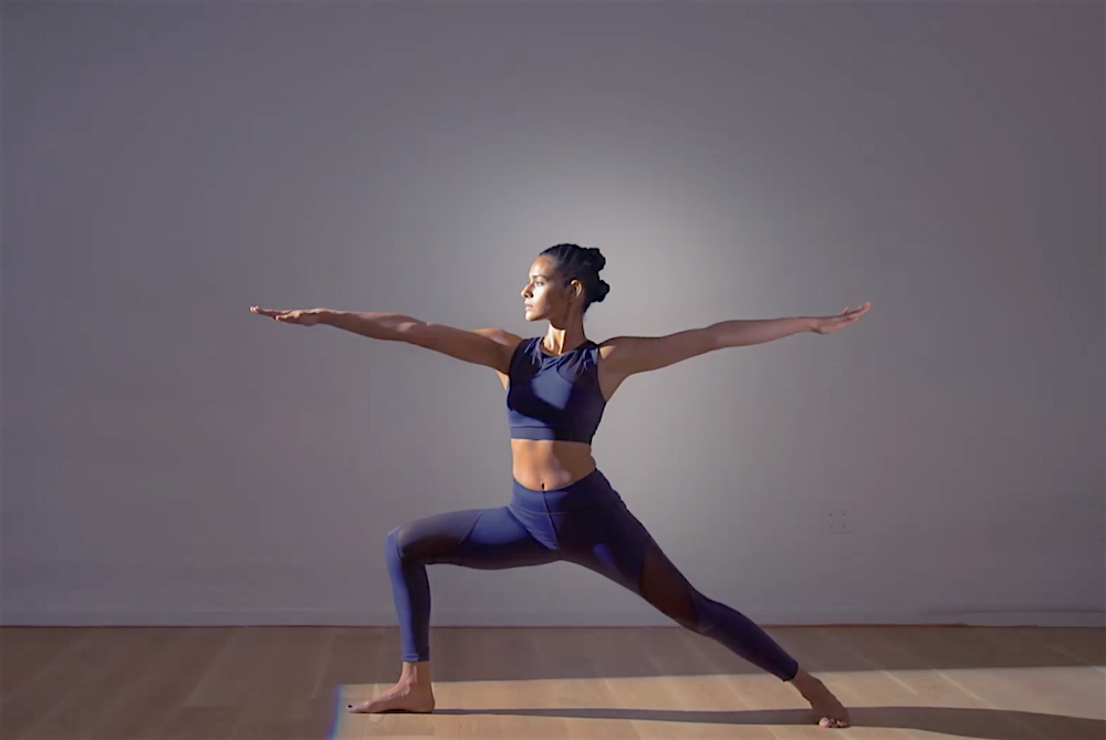 These Connected Yoga Pants Help Correct Your Posture