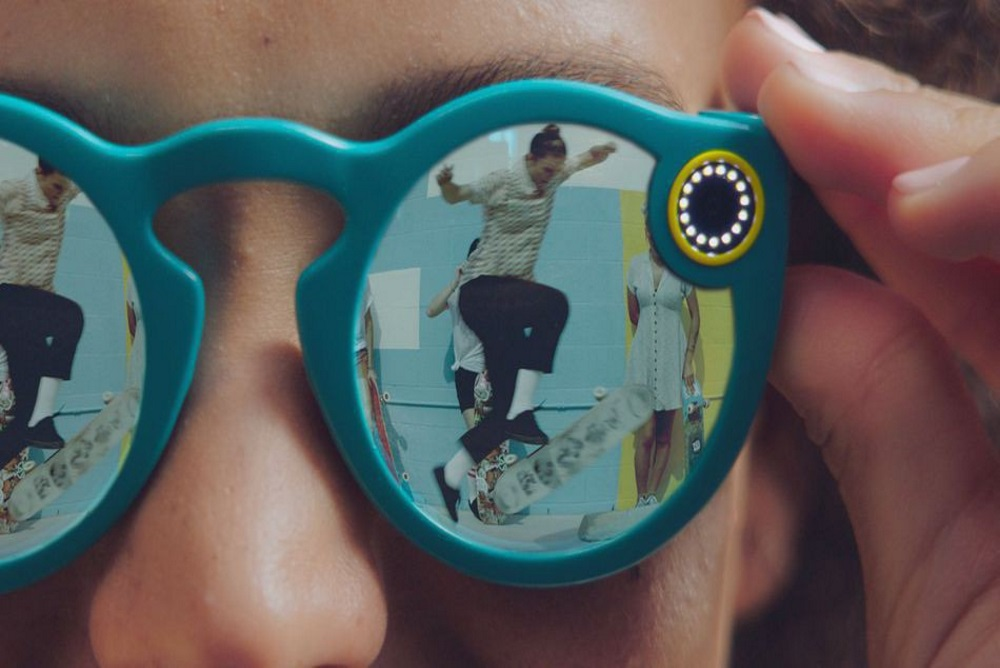 Snapchat Patent Reveals The Future Of Their AR Spectacles