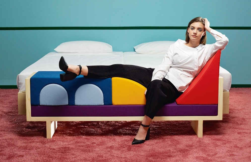 Design Students Give Their Interpretation Of The Future Of Hotel Furniture