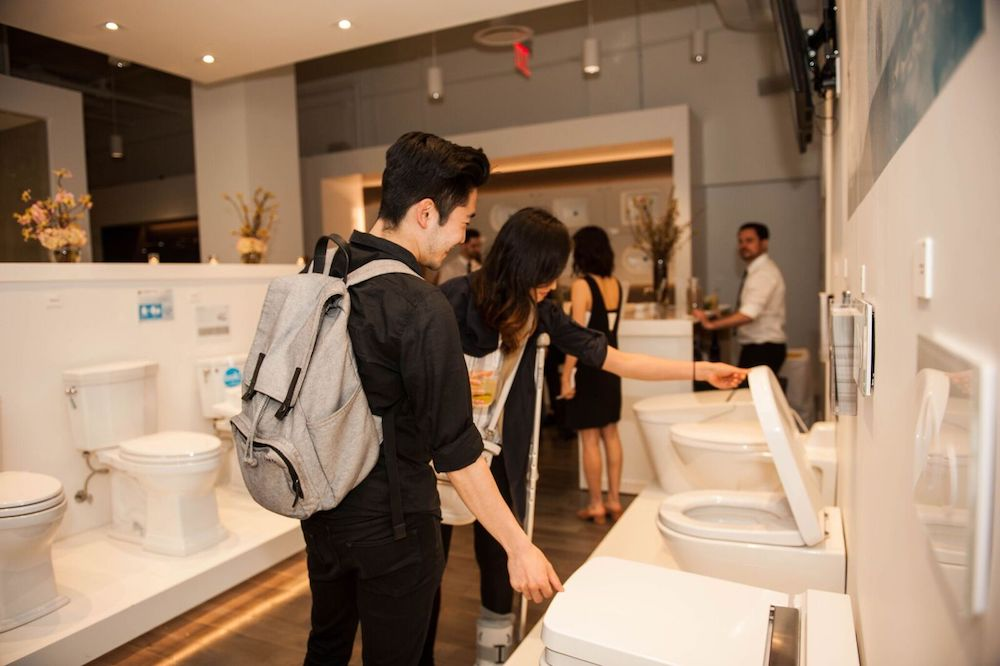 Turning Toilet Innovation Into A Captivating Subject