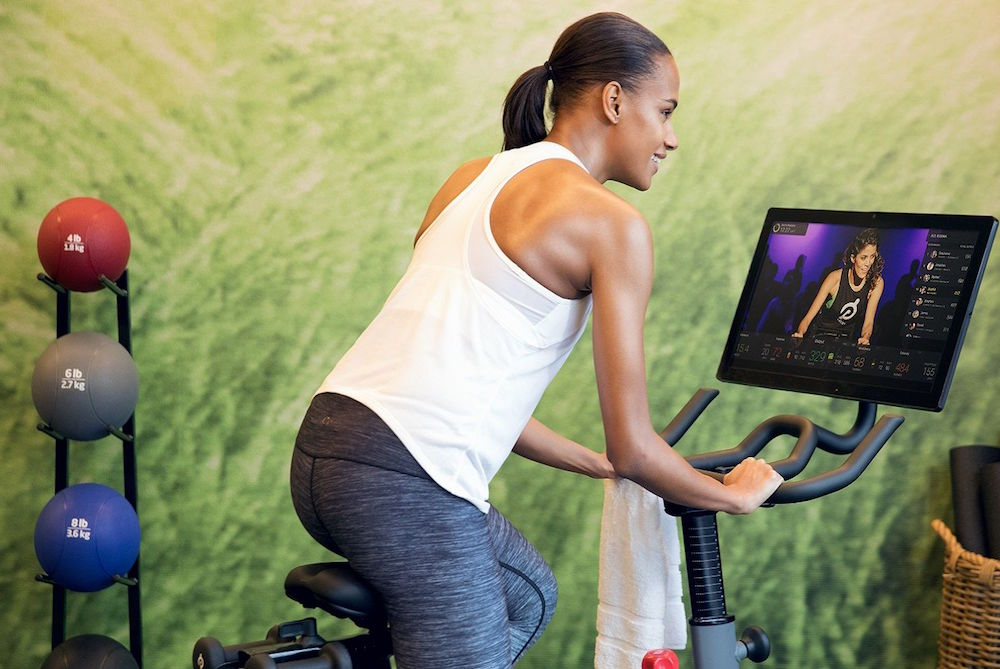 Westin Is Offering In-Room Spin Classes To Hotel Guests