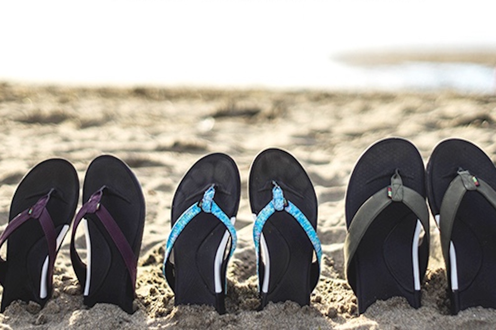 3D Print A Pair Of Custom Sandals Using Just Your Phone