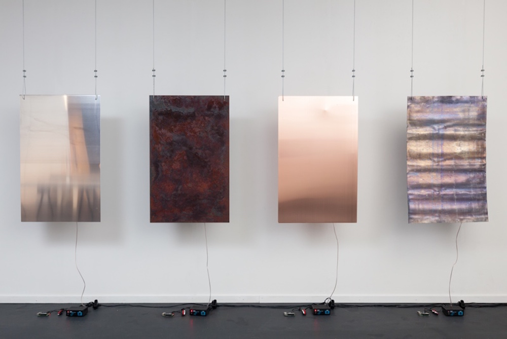 Art Installation Transforms Real-Time Data From A Polluted River Into Sound