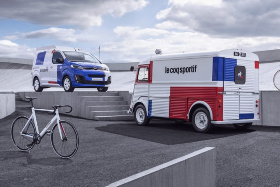Citroen's Customized Vans Are Mobile Bicycle Workshops