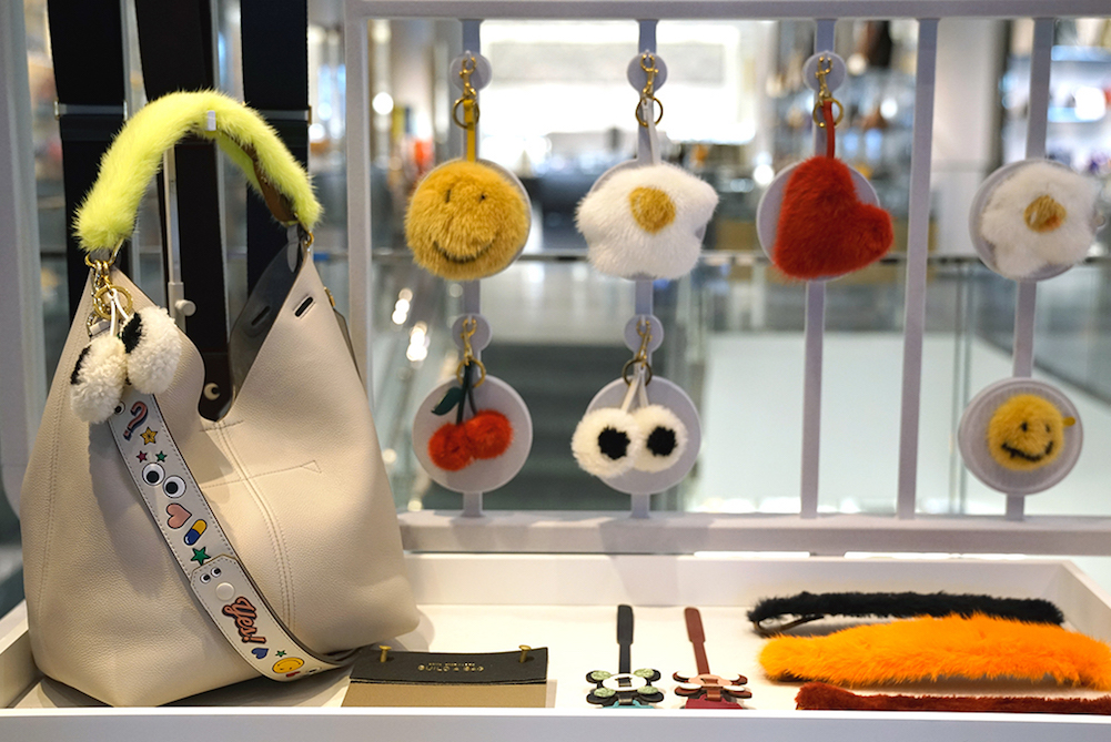 Shoppers Can Create Their Own Custom Handbags At Barneys