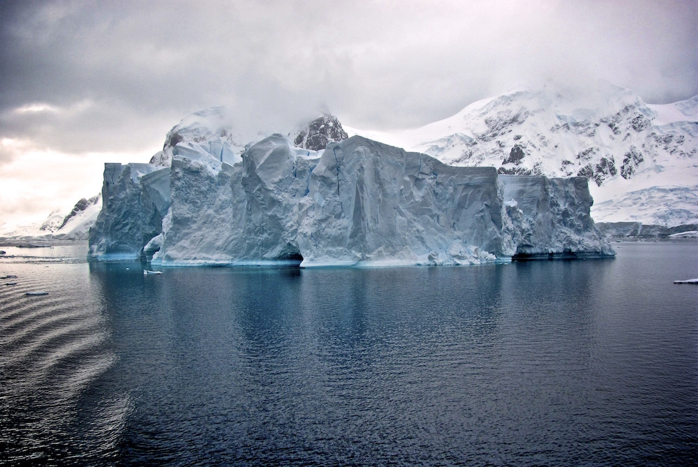 Can An Iceberg Be A Sustainable Source Of Water For The Middle East?