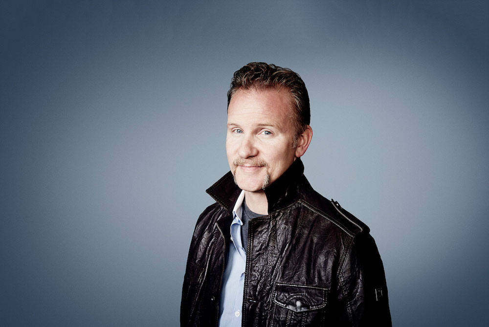 PurpleList Podcast Episode 8: How Morgan Spurlock Tells Stories With Just The Right Amount Of Crazy
