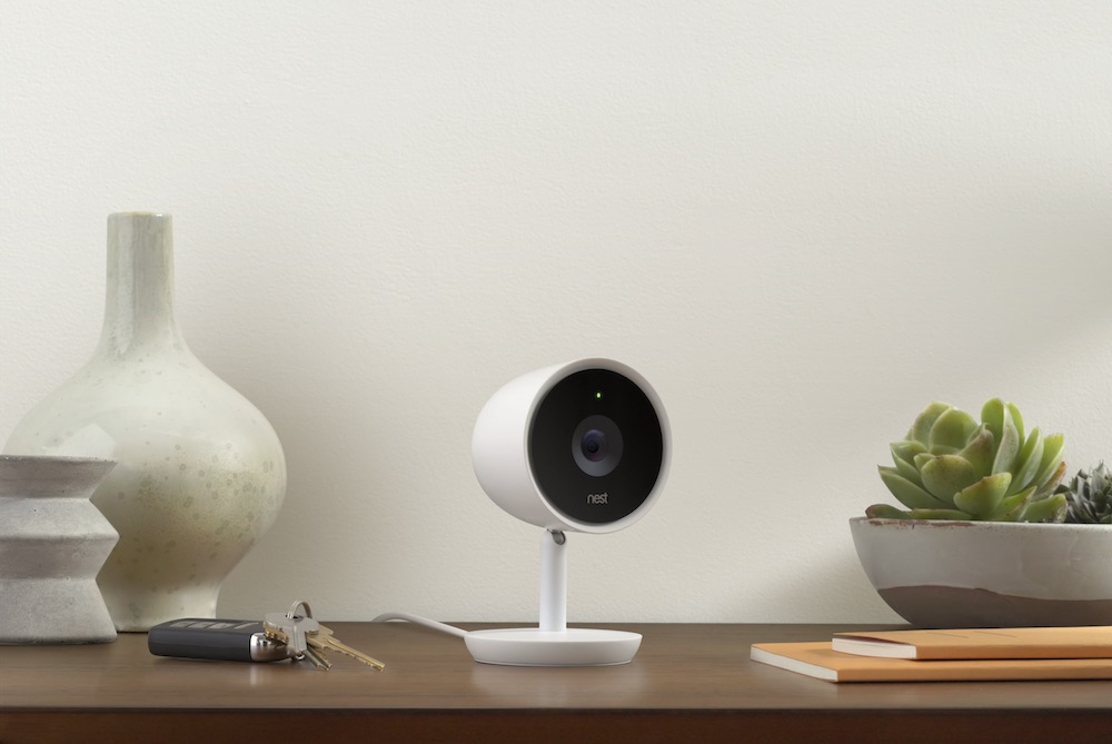 Smart Home Camera Can Identify Family, Pets And Strangers