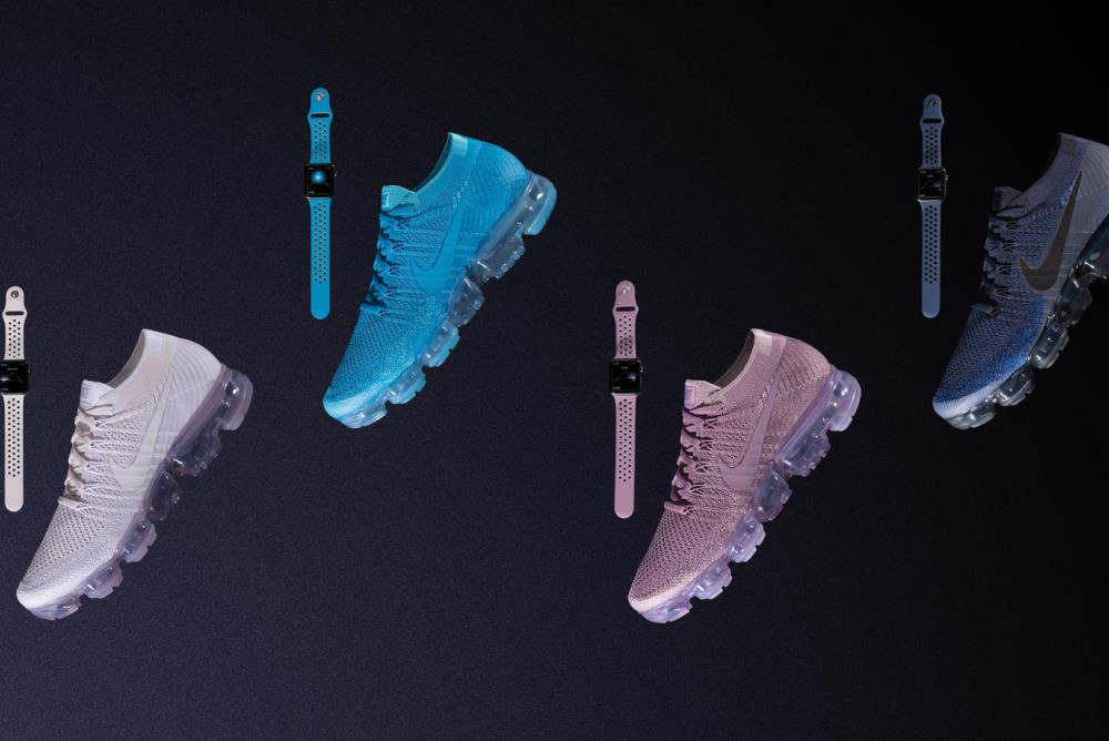 Nike And Apple Partner On Sports Bands That Match VaporMax Footwear