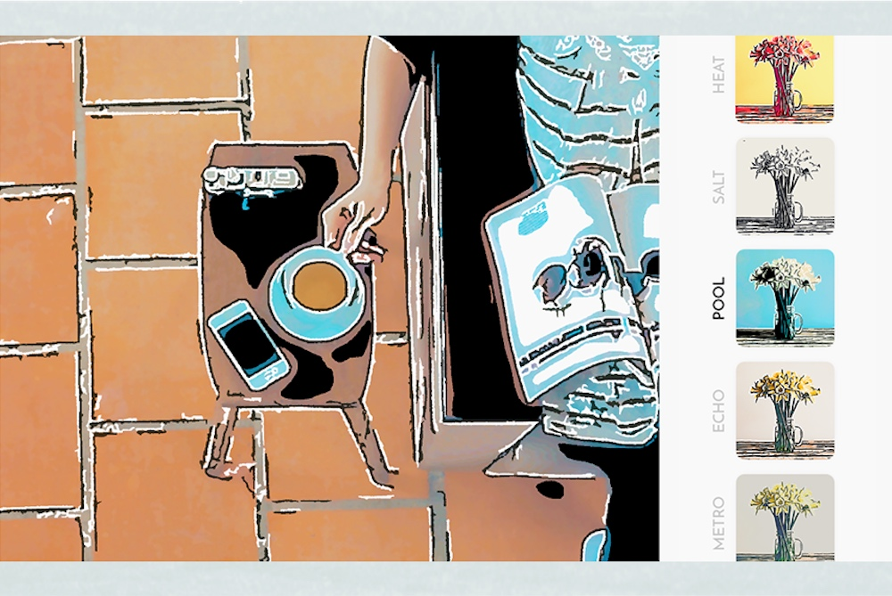 App Turns Your Photos And Videos Into Illustrated Art