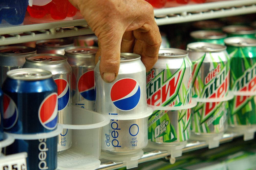 Pepsi Experiments With New Protein Sources, Such As Mealworm Powder