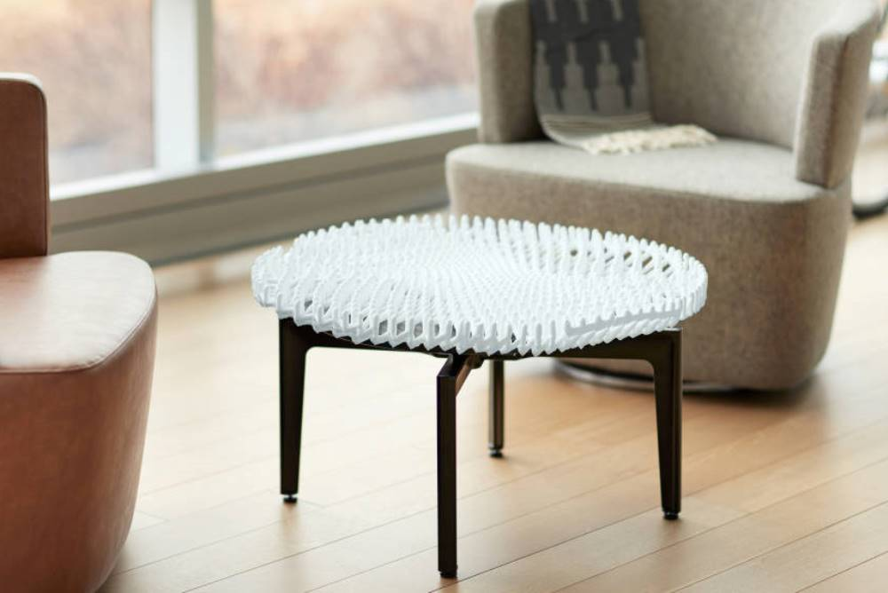 Liquid 3D Printing Can 'Grow' Pieces Of Furniture In Just Minutes