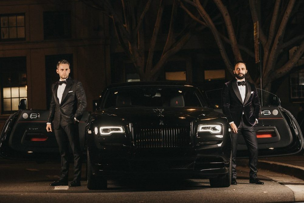 Rolls-Royce Tuxedo Collection Is Inspired By The Luxury Vehicles