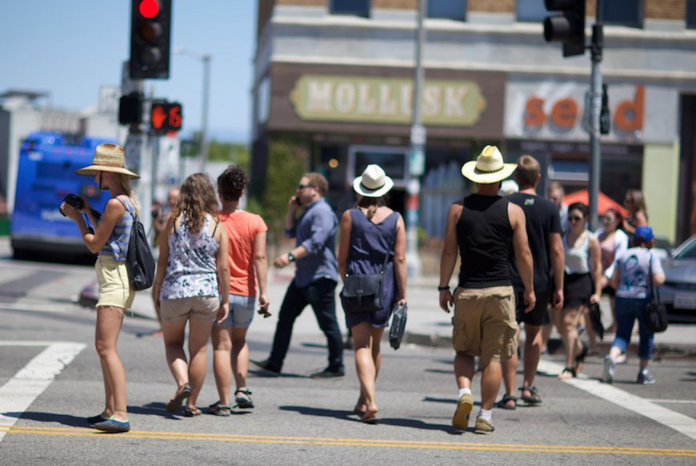 Interactive LA Map Raises Awareness About Cyclist And Pedestrian Safety