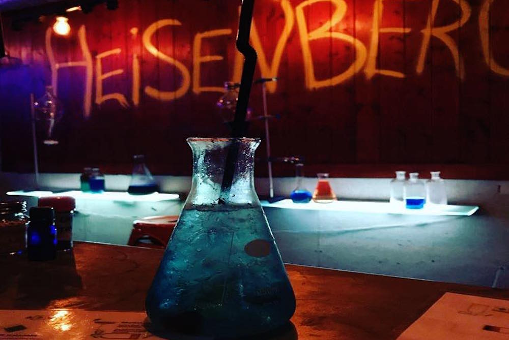 Breaking Bad Themed Bar Comes To New York