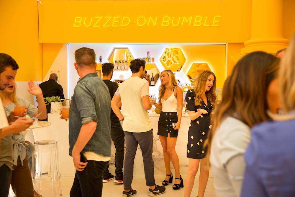 Bumble Is Opening A Real Space In New York For Dates To Meet Up