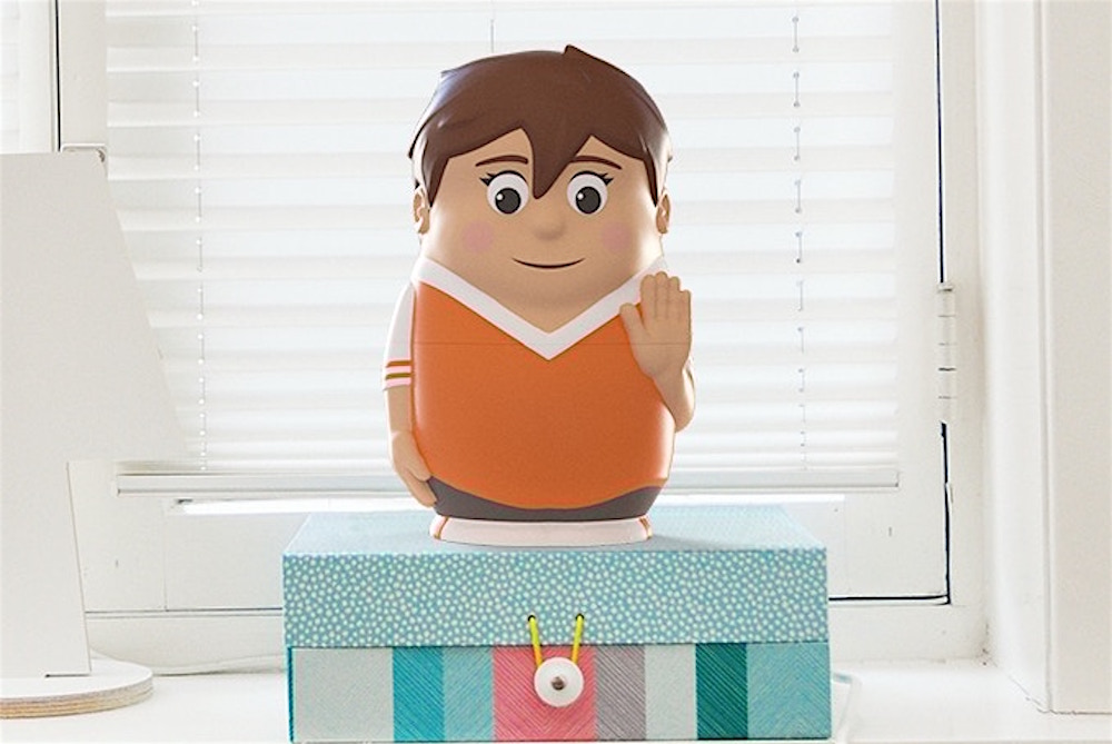 Meet Sam, The First Toy That Explains Transgender Identity To Kids