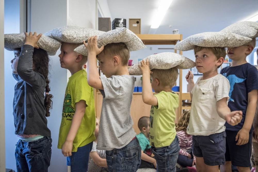 German Kindergarten Enables Kids To Vote On Their Food And Toy Choices