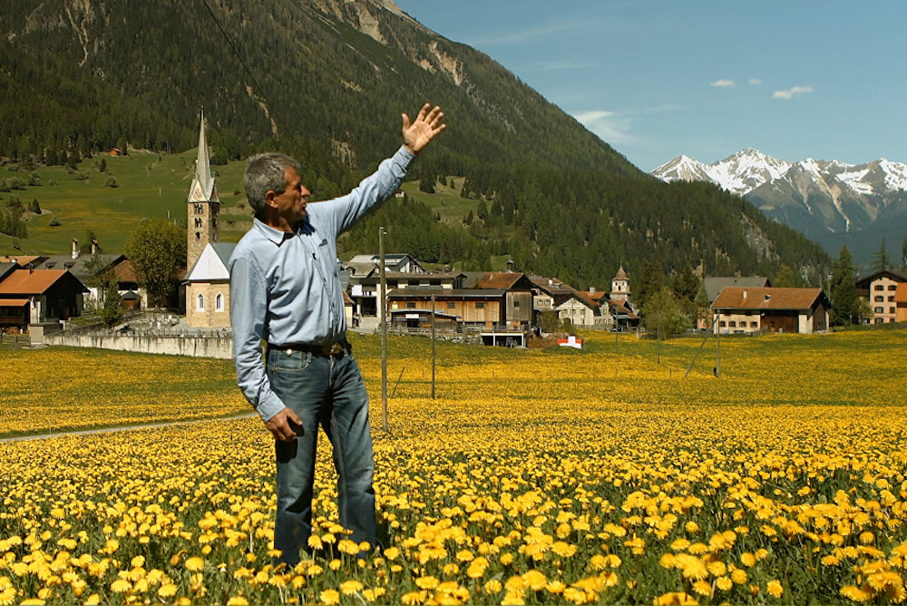Picturesque Swiss Village Bans Visitors From Taking Photographs