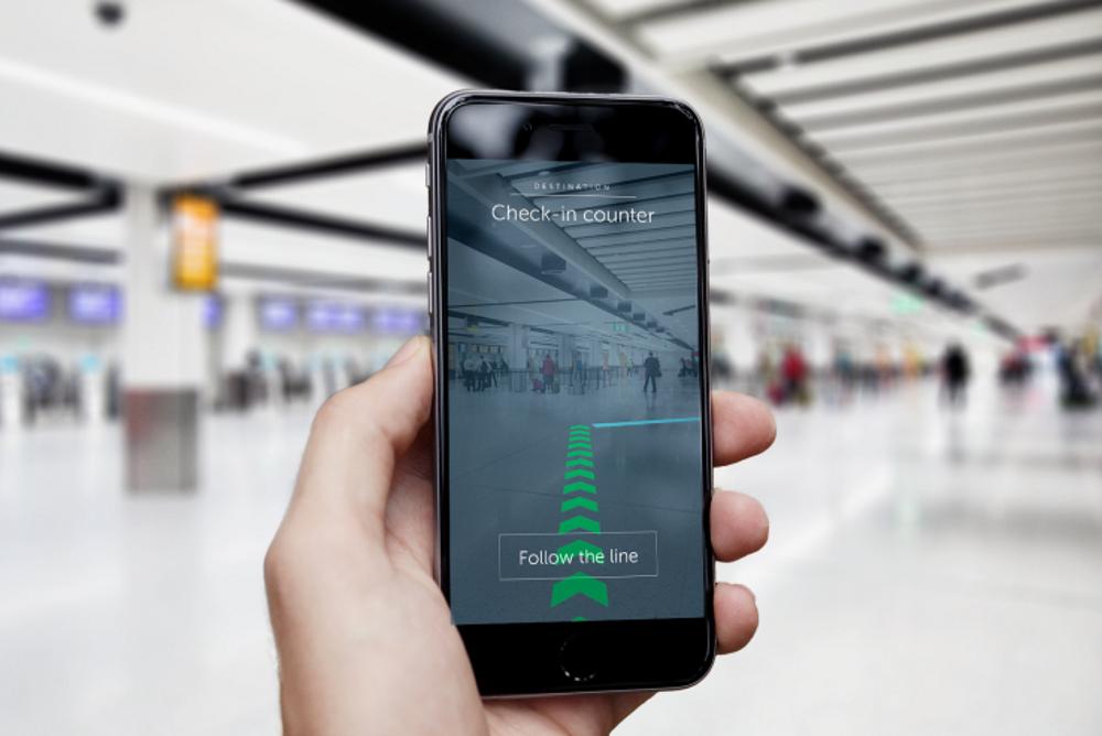 Gatwick Airport's Indoor Navigation Overhaul Helps Passengers Find Their Way