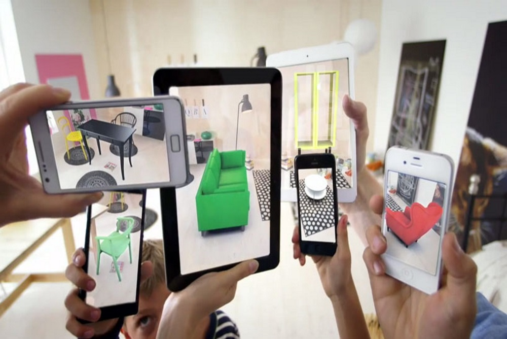 IKEA Is Working With Apple To Demonstrate Products At Home With AR