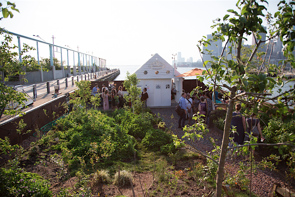 NYC's Floating Food Barge Pushes For Food Sovereignty Despite Local Laws