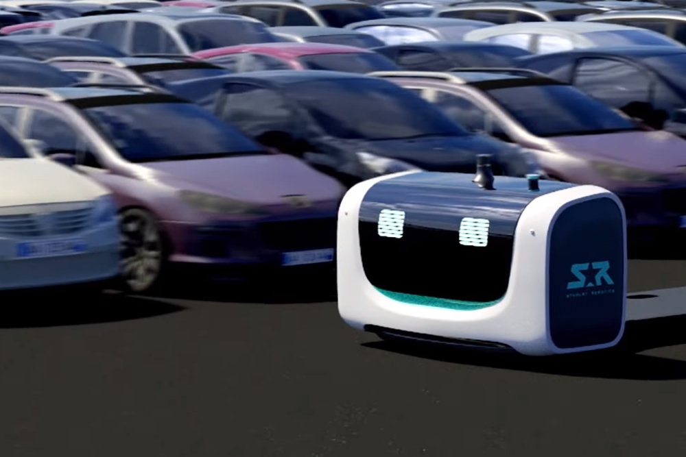 Robots Will Park Your Car At Charles De Gaulle Airport