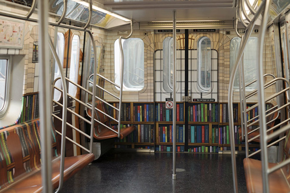 The New York Public Library Is Bringing Free Reading Underground