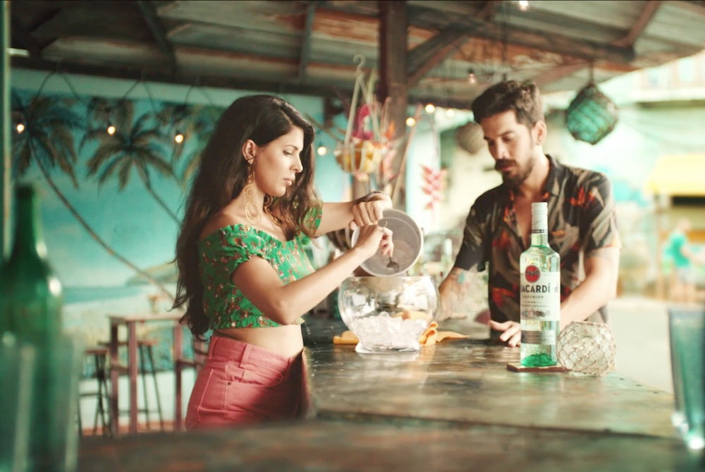 Bacardi's Latest Ad Uses Boomerang To Put A Caribbean Town In A Perpetual Loop