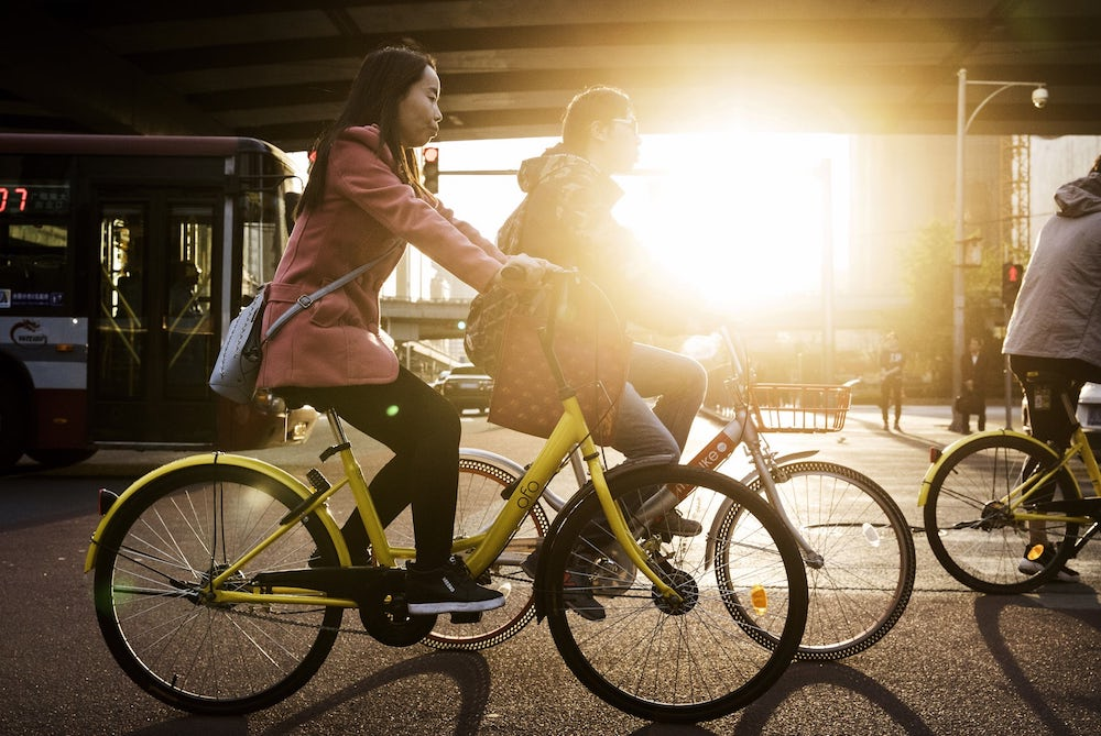 The 8 Best Cycling Innovations: From Dockless Bike Shares To Solid Tires