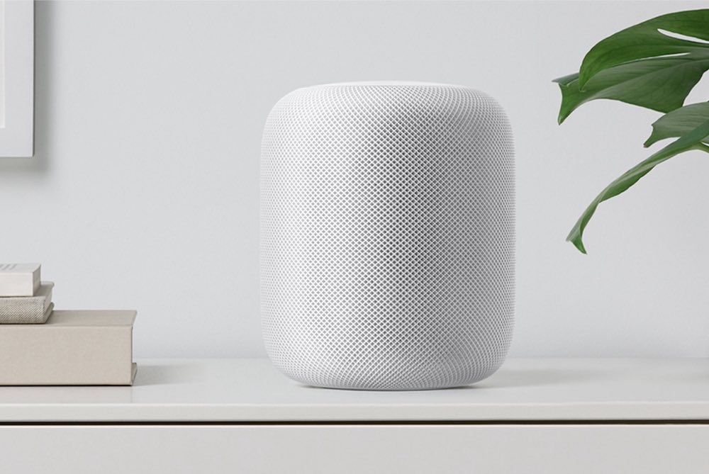 Apple Enters The Home Market With Its Own Connected Voice Assistant