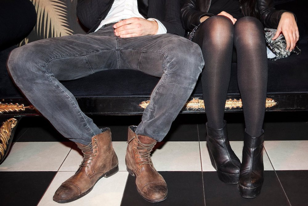 Madrid Public Transport Has Launched A Campaign Against 'El Manspreading'