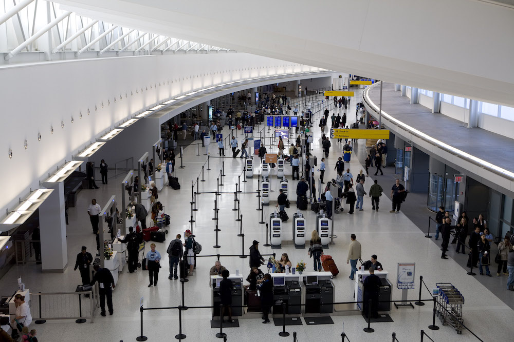 JetBlue's Facial Recognition Provides Paperless Boarding