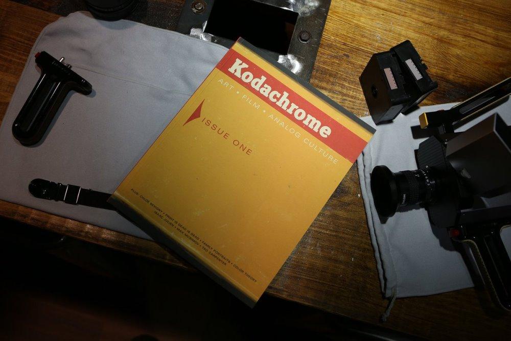 Kodak's Magazine Targets Those Who Love Art, Film And Analog Culture