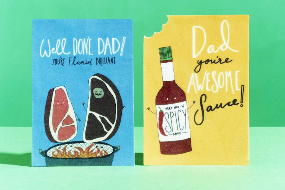 These Greeting Cards Double As A Tasty Snack
