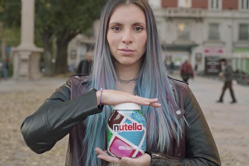 An Algorithm Designed Millions Of Unique Labels For Nutella Jars