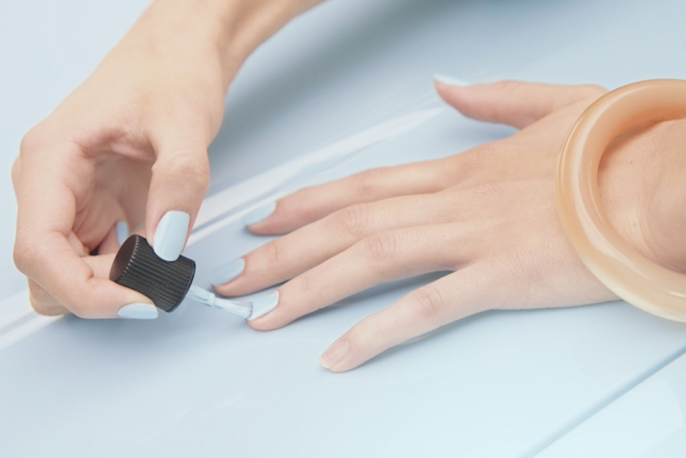 Renault's New Nail Polish Doubles As Car Touch-Up Paint