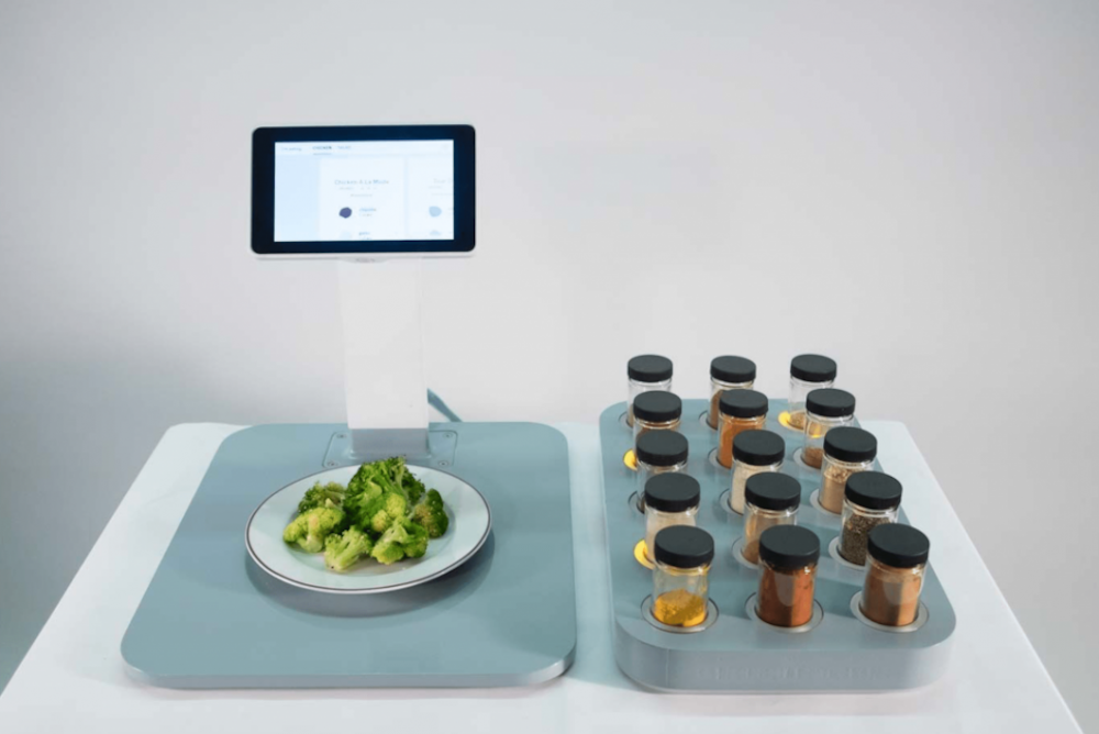 Let This Smart Spice Kiosk Help Season Your Meals