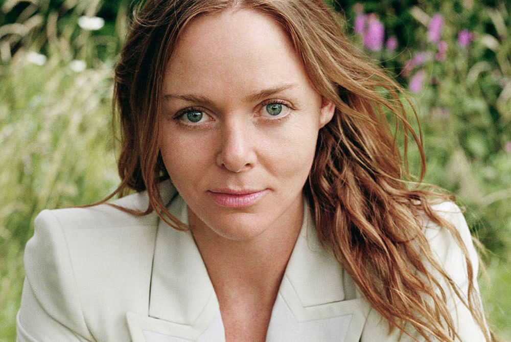 stella mccartney is making a clothing line from recycled ocean plastic. Black Bedroom Furniture Sets. Home Design Ideas