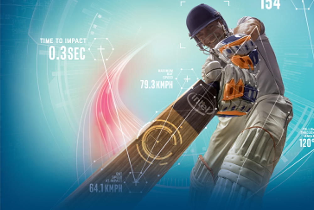 Cricketers Get Connected Bats That Improve Swings With Data