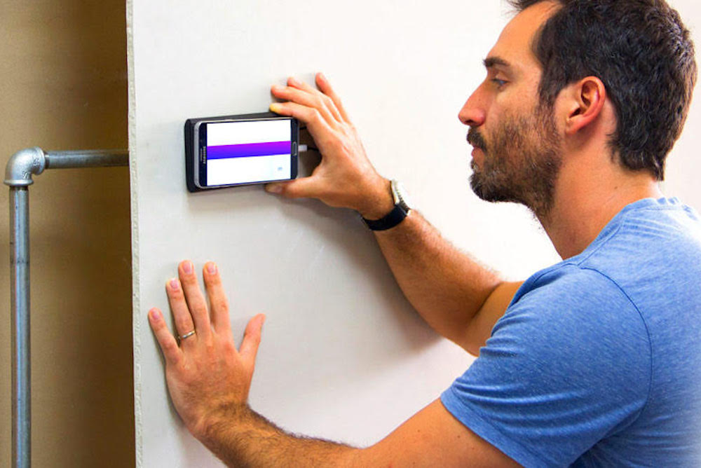 See Through Walls With A Simple Phone Attachment