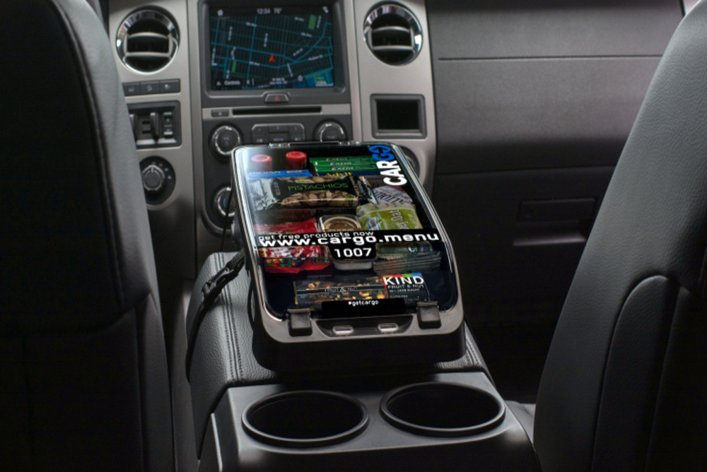 This Company Wants To Put A Vending Machine Inside Every Uber