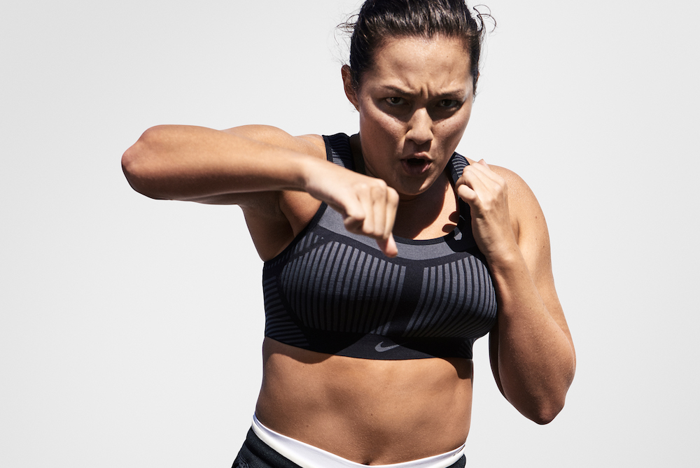 Nike Brings Performance Footwear Technology To A New Sports Bra