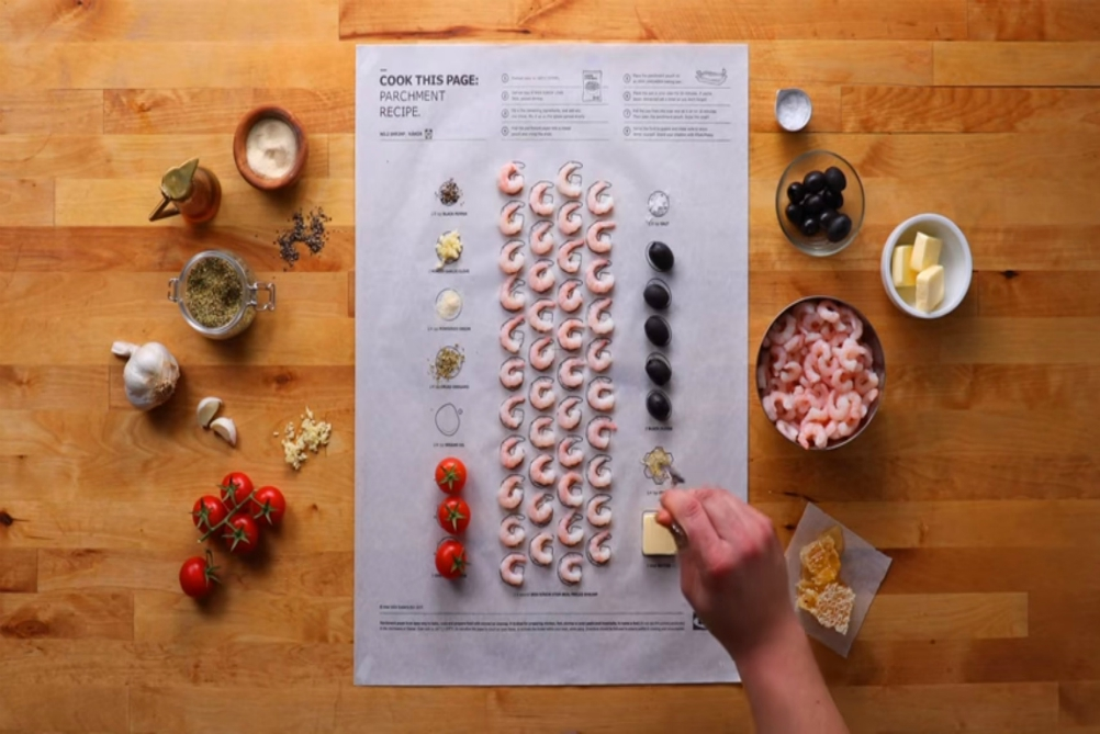 IKEA's Clever Posters Help People Effortlessly Cook Meals At Home