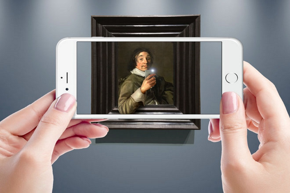 Ontario Art Museum Remixes Old Paintings Into Modern Scenes With AR