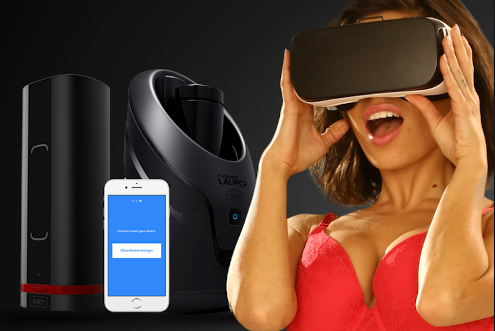 Pornhub's New Interactive Videos Sync With Home Devices