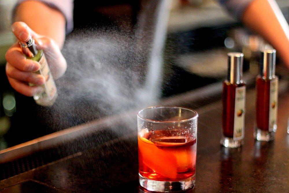 Edible Scents Make Flavorful Cocktails—And A Lasting Impression
