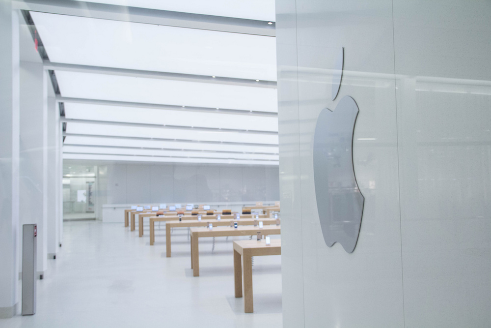 Apple Stores Will Be Updated With Smart Home Experience Centers